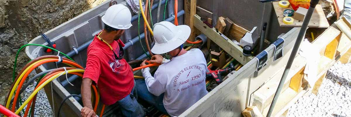 Commercial & Industrial Electrical Contractors